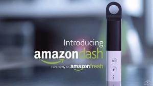 Amazon Dash - Automatikus bevásárlás