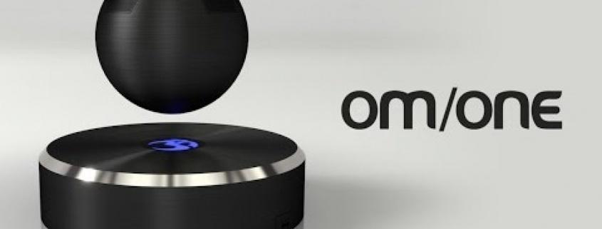 OmOne – A lebegő hangszóró