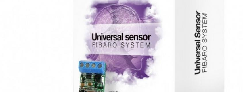 Univerzális Bináris Érzékelő - Fibaro