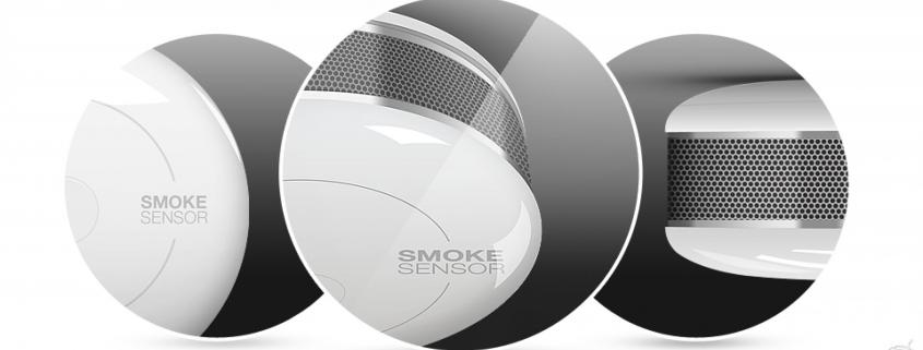 Fibaro füstérzékelő
