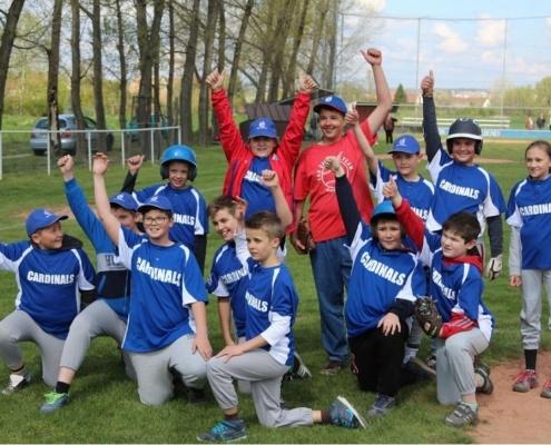 Érdi Baseball Club tervei - olyan klubházat létrehozni, ami teret nyit a fiataloknak