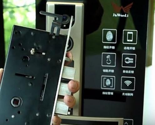 90K smart lock
