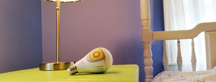 BeON Smart biztonsági világítás