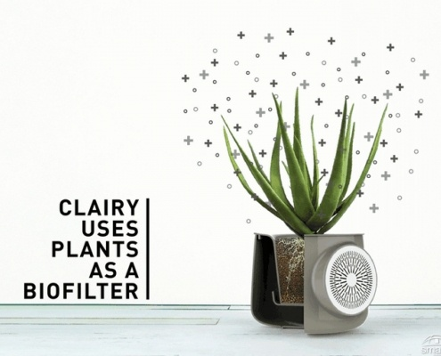 Clairy - A csodálatos légtisztító
