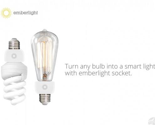 Emberlight – az okos foglalat
