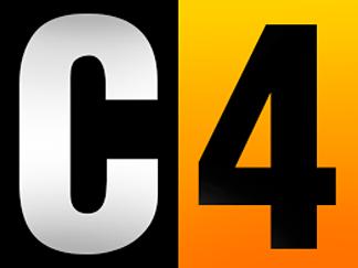 C4 logó