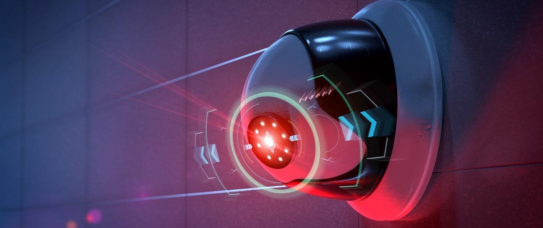 ipari kamera telepítés